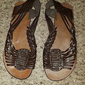 Hurrache style sandal